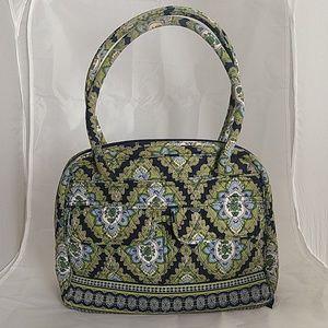 Vera Bradley Cambridge Bowler Shoulder Bag